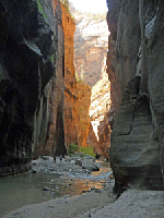 Orderville Canyon The Narrows Zion