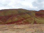John Day Fossil Beds Painted Hills OR