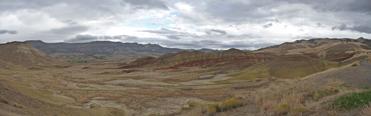 Painted Hills John Day OR