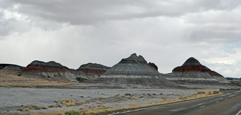Tee Pees Petrified Forest NP