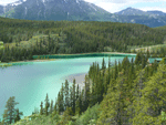 Emerald Lake Carcross Yukon