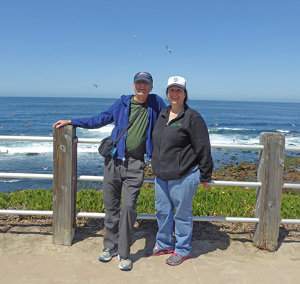 Walter and Tracy Cooke La Jolla
