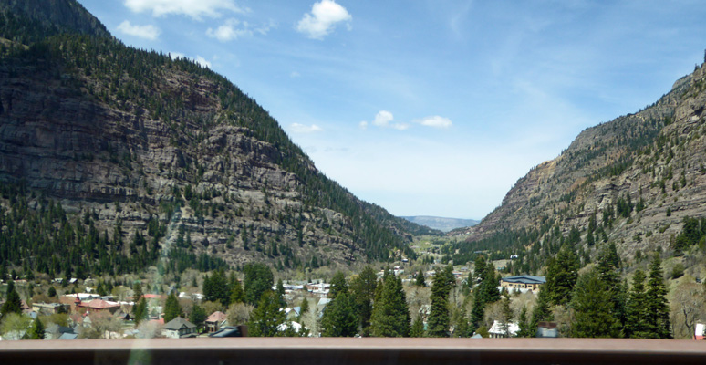 town of Ouray CO