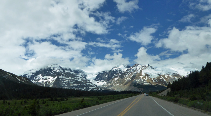 Columbia Icefield