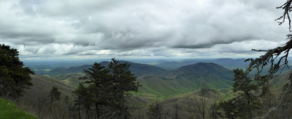 Laurel Knob Overlook