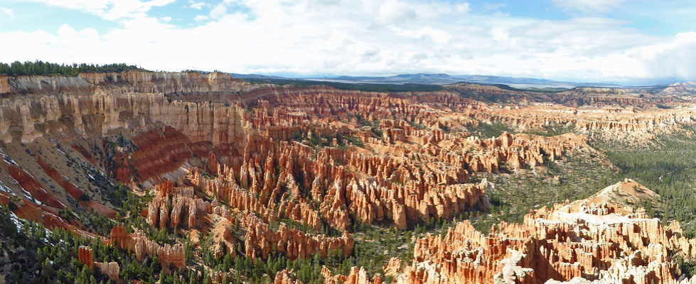 Bryce Point panorama