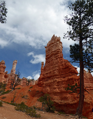 Queen Victoria formation Bryce Canyon