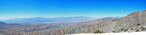 Panorama from Keys View