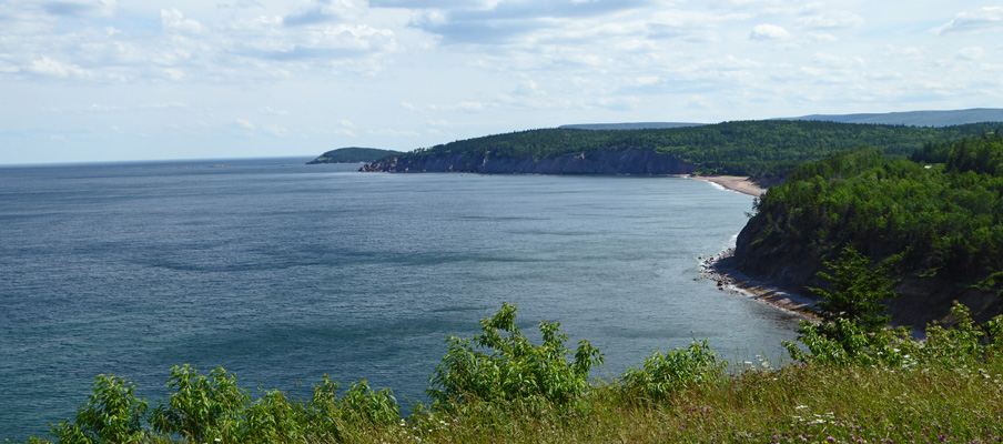 Broad Cove Cape Breton Highlands