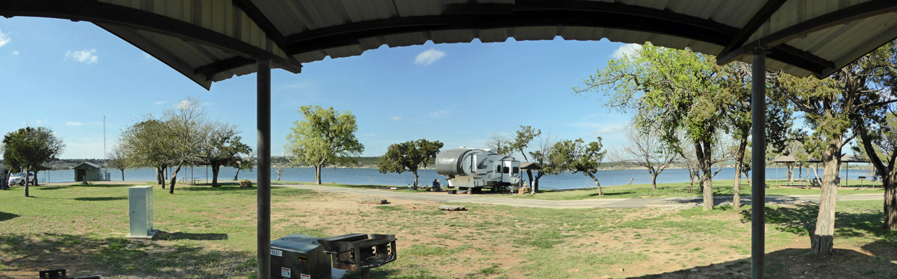 Possum Kingdom SP view