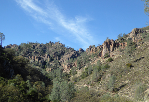 Condor Gulch Trail Pinnacles NP