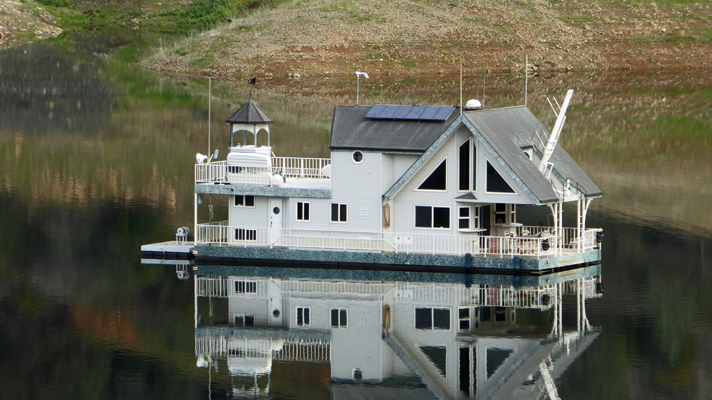 Large houseboat Don Pedro SRA