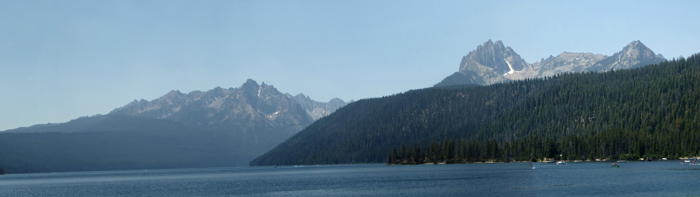 Sawtooth Mts Redfish Lake