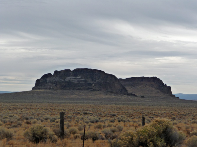 Fort Rock OR