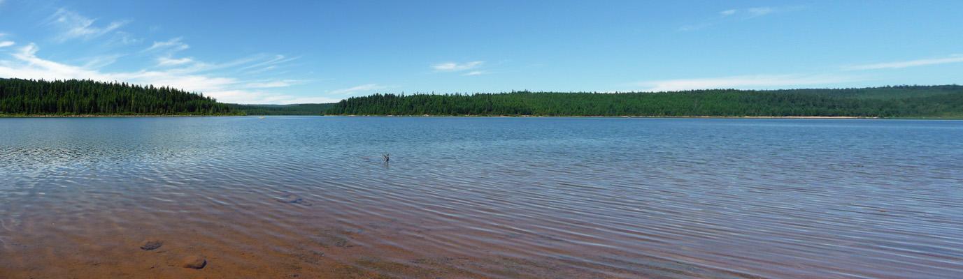 Oregon cascades july 2014 for Clear lake oregon fishing