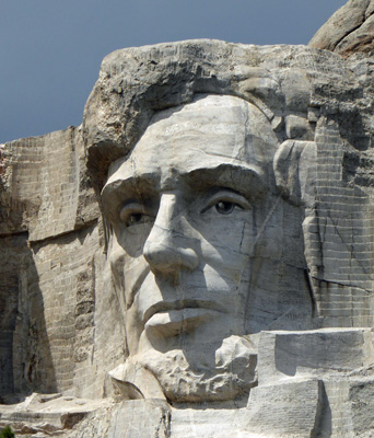 Lincoln Mount Rushmore