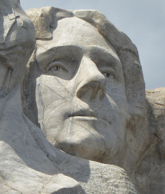 Jefferson Mount Rushmore