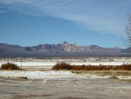 Tecopa Hot Springs view