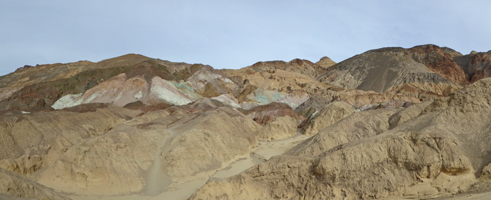 Artists Palette Death Valley