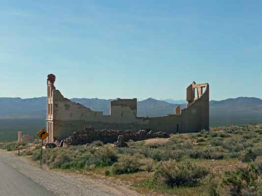 Cooke Bank Rhyolite NV