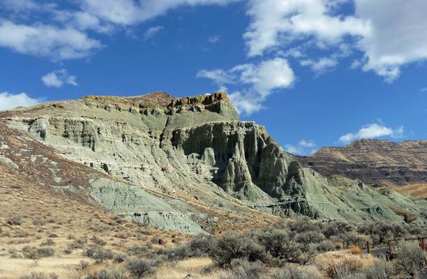 Story in Stone trail John Day Fossil Beds OR