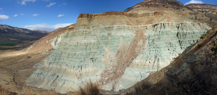 Flood of Fire Trail John Day Fossil Beds OR