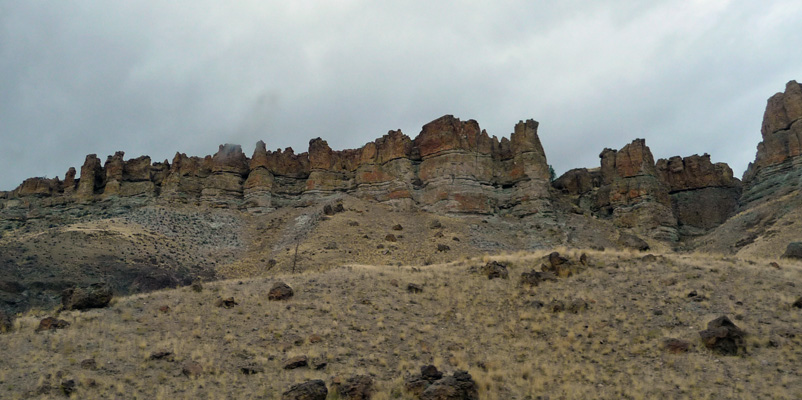 Clarno Unit John Day Fossil Beds OR