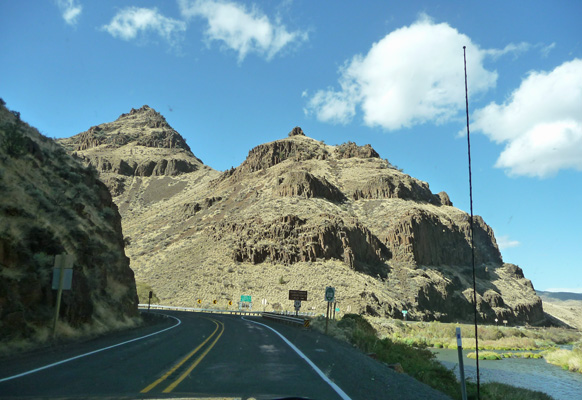 Picture Gorge John Day Fossil Beds OR