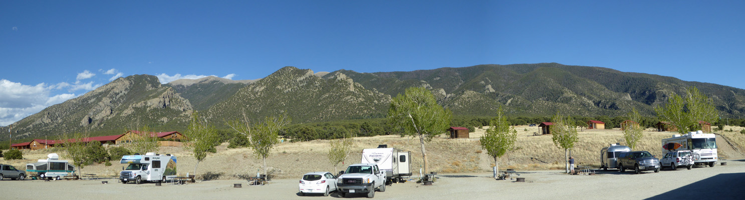 Great Sand Dunes Oasis RV Park