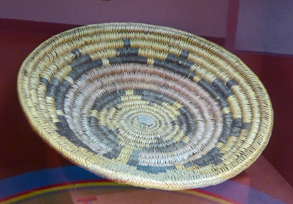 Basket at Red Rock Museum