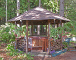 Gazebo reconstruction Project