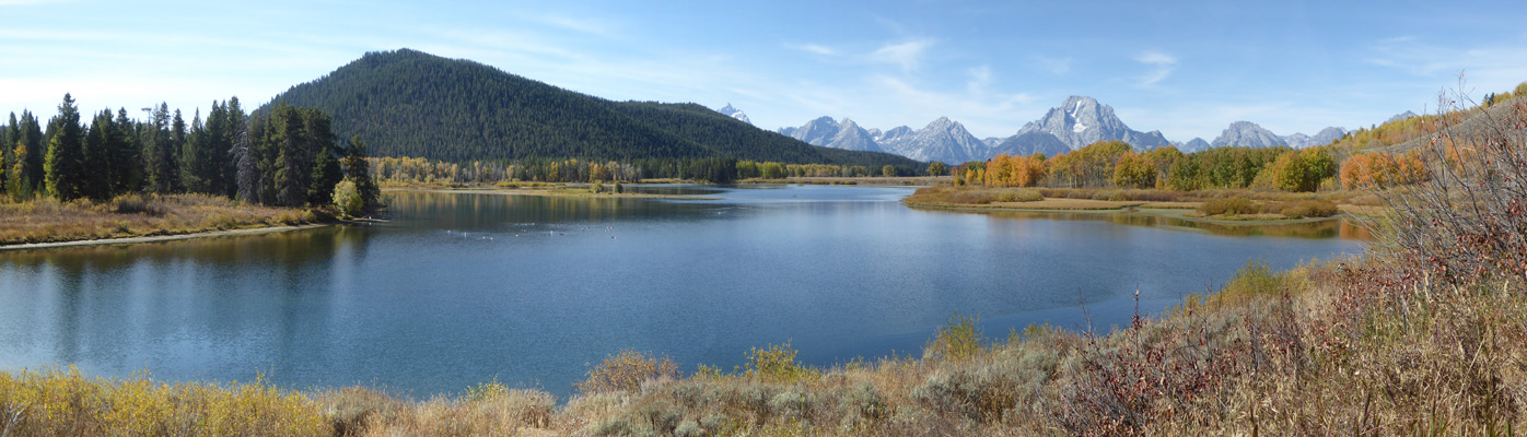 Oxbow Bend Overlook
