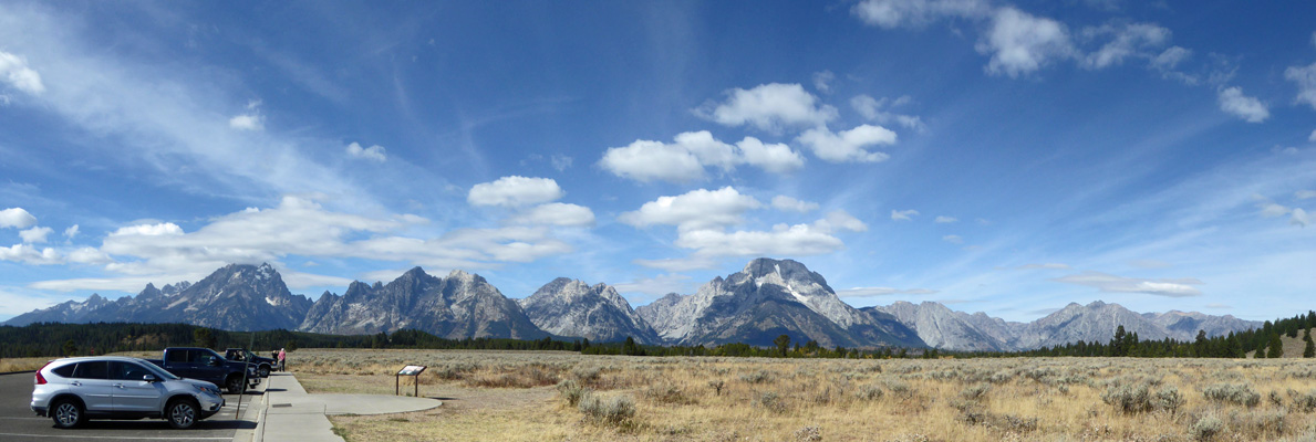 Mount Moran Overlook