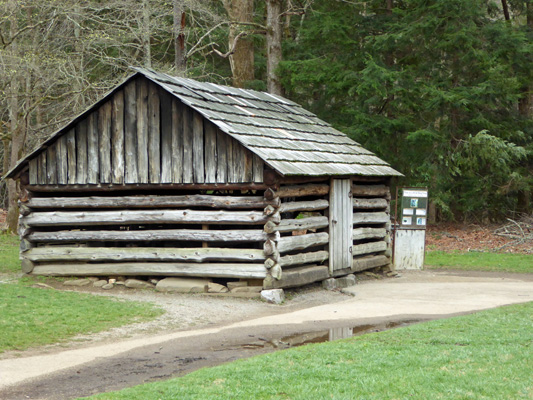 Blacksmiths Shop Cades Cove