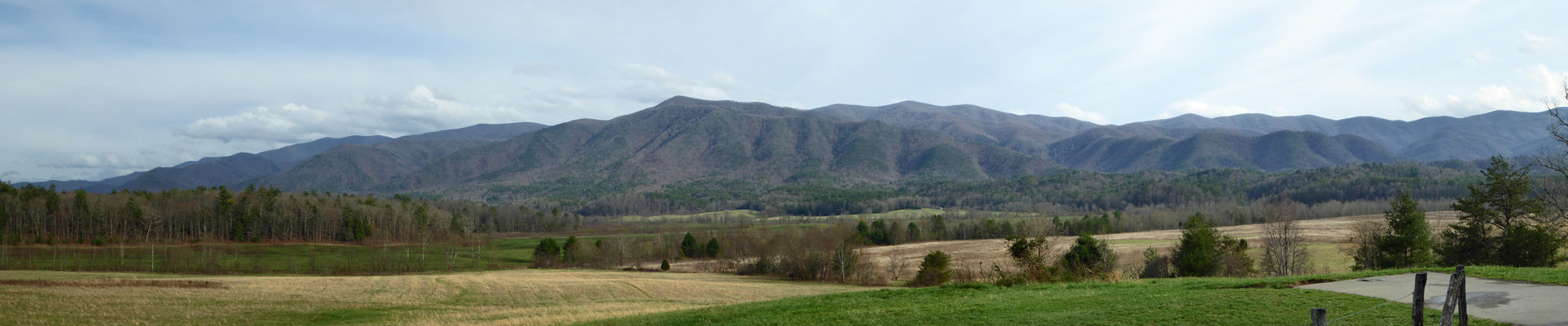 Great Smoky Mts Cades Cove