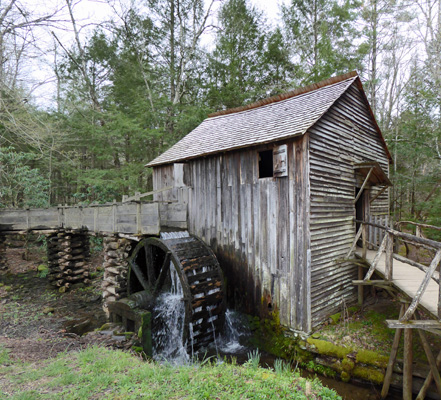 John P Cable Mill Cades Cove