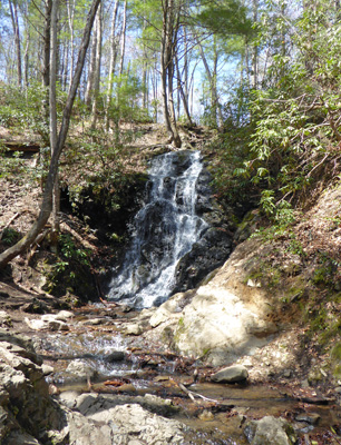 Cataract Falls Sugarlands TN