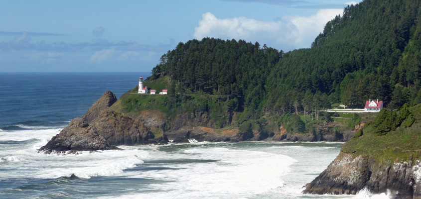 Heceta Head Lighthouse and Keeper's House