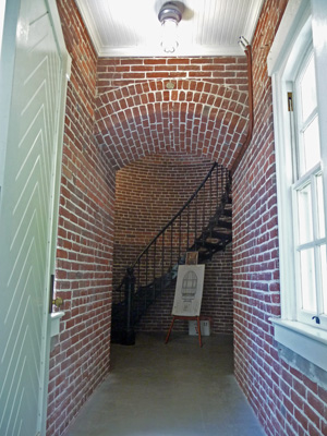 Entry to Weight Room Heceta Head Lighthouse