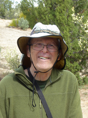 Walter Cooke Age 83 Hovenweep