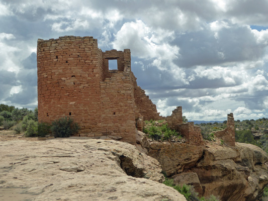 Hovenweep Castle