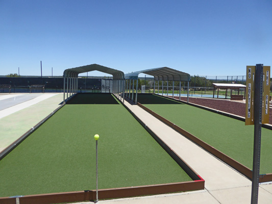 JRR Bocce Ball Courts