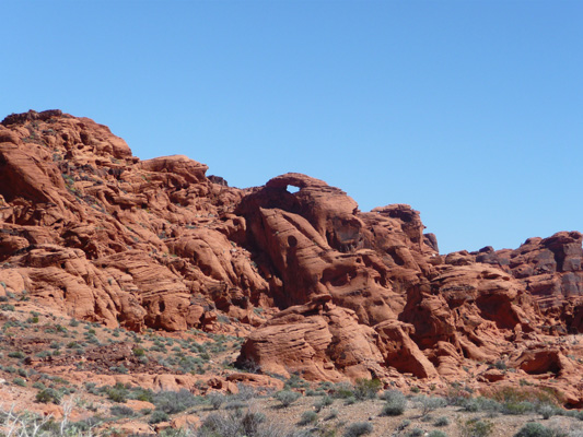 Scenic Loop Road Valley of Fire SP