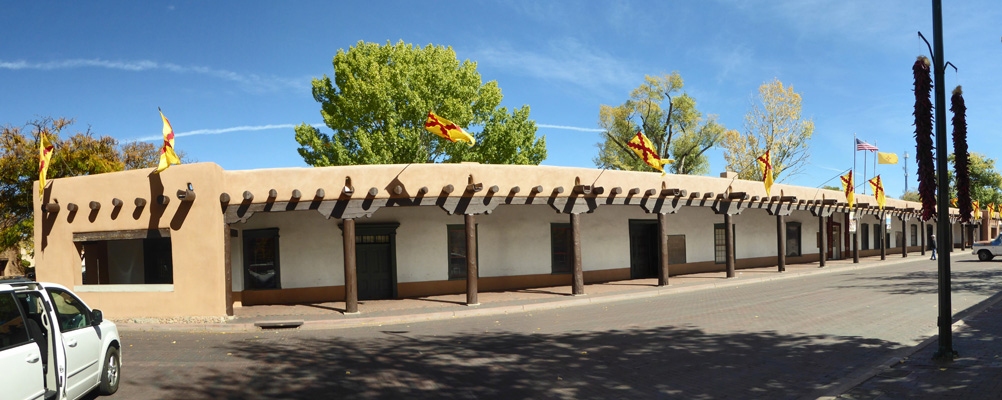 Palace of the Governors Santa Fe NM