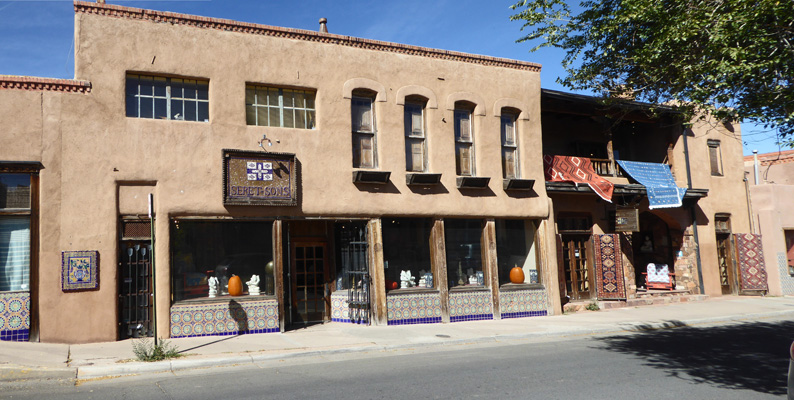 Seret and Sons Gallery Santa Fe
