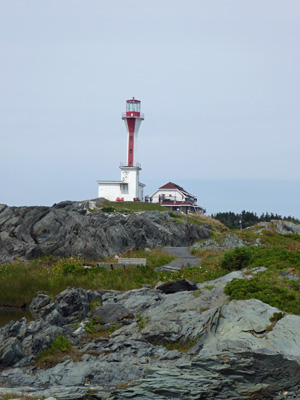 Cape Forchu Lighthouse NS