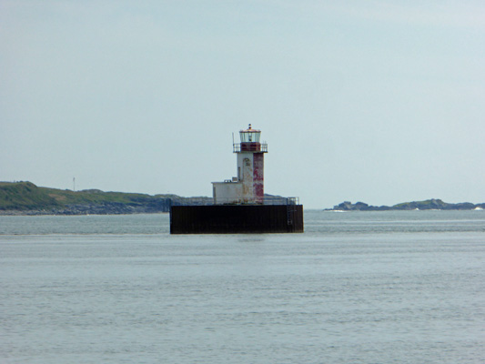 Bug Light Bunker Island NS