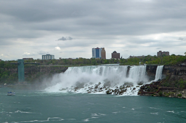 American Falls from Ontario