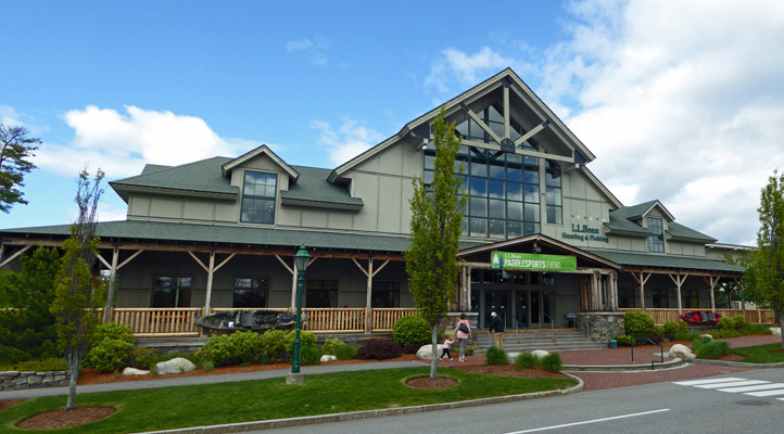 LL Bean Flagship Store Freeport ME