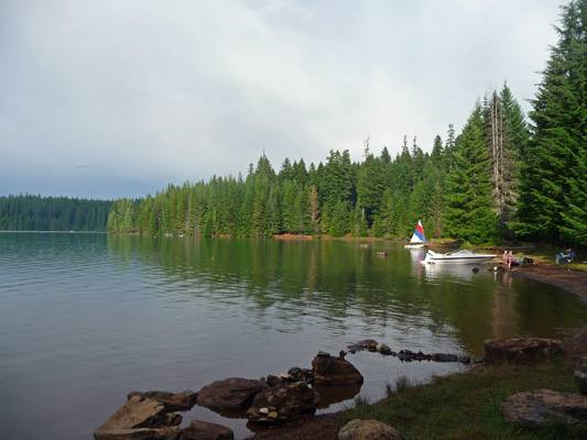 Timothy Lake OR